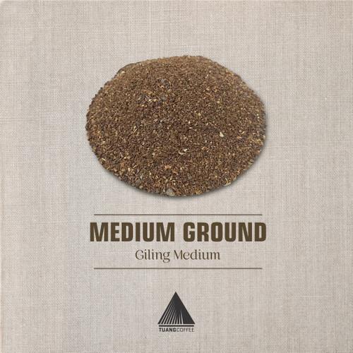 Foto Produk Roasted Bean 250gr - Primo Blend - Giling Medium dari Tuang Coffee