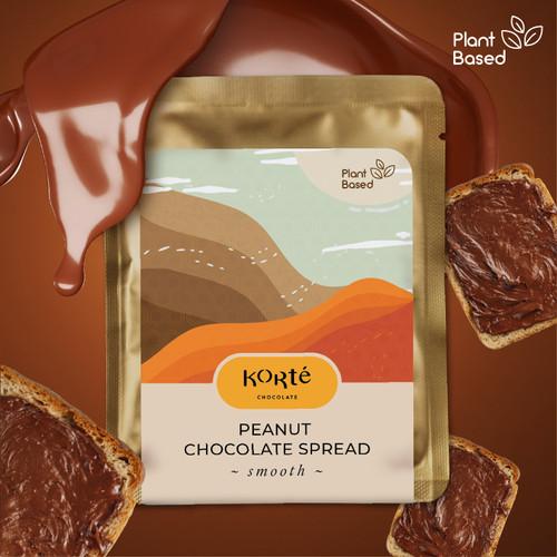 Foto Produk Korte Peanut Chocolate Spread dari Korte Chocolate