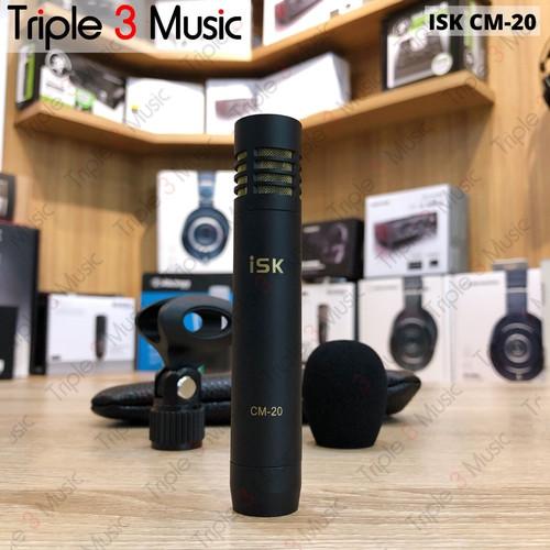 Foto Produk ISK CM20 CM-20 Mic Condenser Pencil dari triple3music