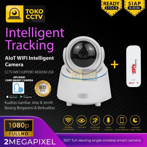 Foto Produk CCTV 3MP REAL PLUS USB MODEM WINGLE SUPPORT 4G DAN SEMUA KARTU GSM dari toko-cctv
