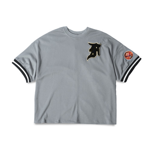 Foto Produk FOG Fifth Collection Big League Baseball Jersey T-Shirt Grey - L dari Sangkilco