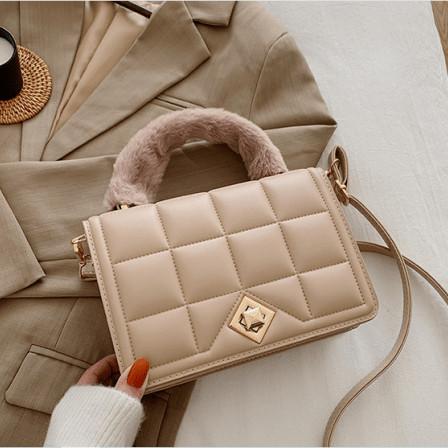 Foto Produk Tas import wanita Tas rantai selempang handbag F3036 - Hitam dari fashion wanita'import