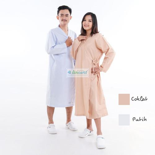 Foto Produk baju pasien kimono lengan panjang dari Lincurt