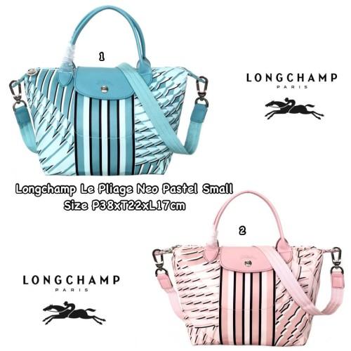Foto Produk Longchamp Le Pliage Neo Pastel Small dari DOLPHINHELPER