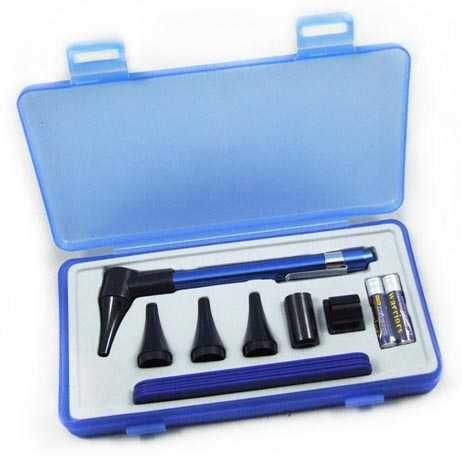 Foto Produk Otoskop THT Alat Pemeriksa Telinga otoscope dari de_er store