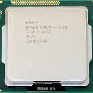 Foto Produk PROCESSOR INTEL CORE I5 2500K + FAN ORI SOCKET 1155 dari iconcomp