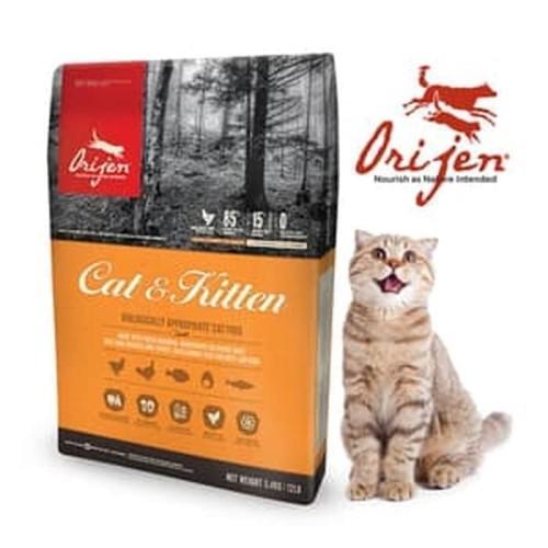 Foto Produk Orijen cat kitten 5,4kg dari Grosiran Petshop Bekasi