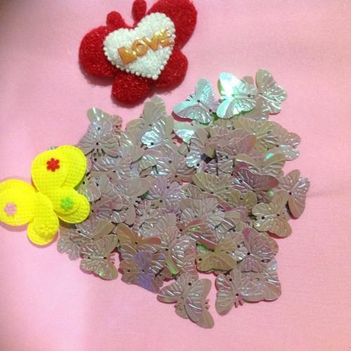 Foto Produk Payet kupu-kupu dari Callista Craft shop