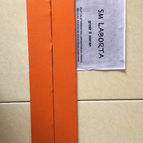 Foto Produk spalk bidai kayu peyangga patah tulang kaki dewasa 50cm dari SM Laborta