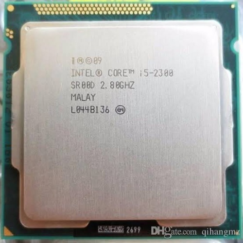Foto Produk PROCESSOR INTEL CORE I5 2300/2320 + FAN ORI SOCKET 1155 dari iconcomp