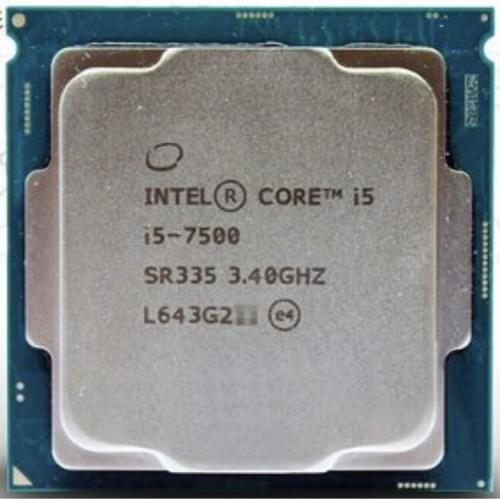 Foto Produk PROCESSOR INTEL CORE I5 7500 + FAN SOCKET 1151 dari iconcomp