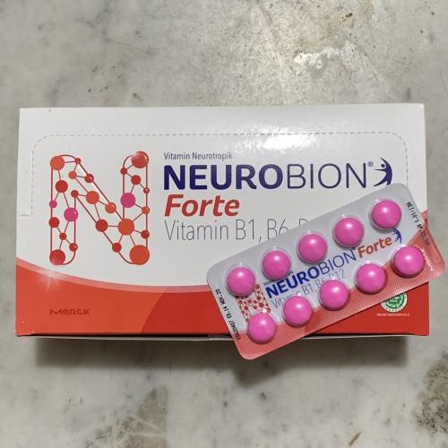 Foto Produk Neurobion Forte 10 dari Apt Sentosa