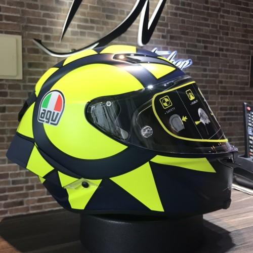 Foto Produk Agv Pista Gpr Rossi Soleluna 2018 eurofit dari Bv Motoshop