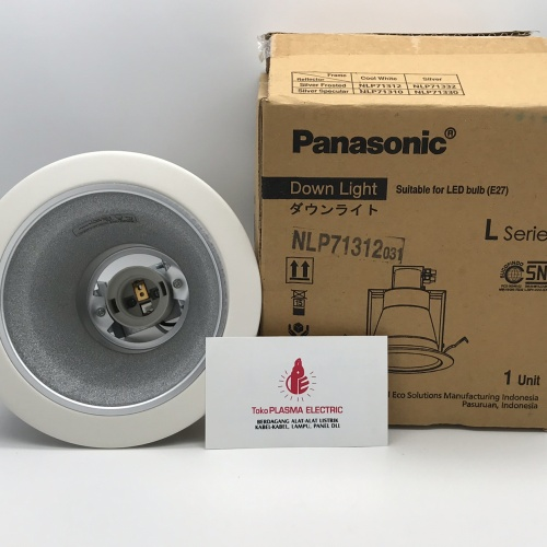"""Foto Produk DOWNLIGHT PANASONIC 4"""" 4 INCH NLP71312 NLP 71312 dari Plasma electric"""