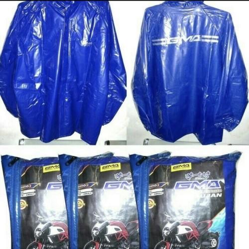 Foto Produk Jas Hujan GMA karet PVC berkualitas dari Kitaro MotorShop