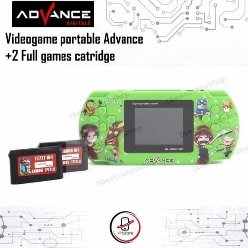 Foto Produk GAME BOY ADVANCE MP800 16BIT dari bane shop