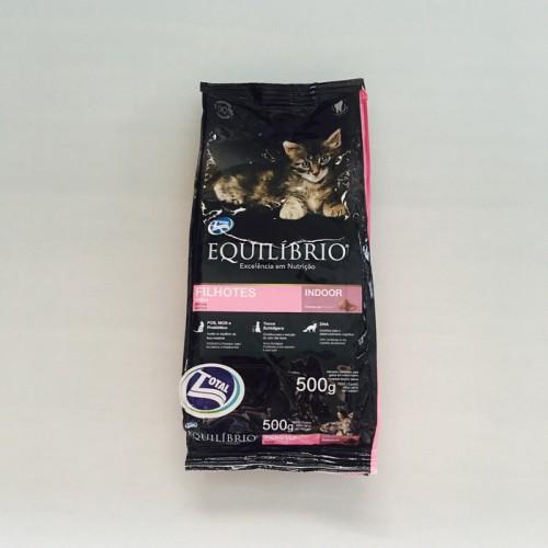 Foto Produk Equilibrio kitten 500gr freshpack kemasan asli dari Grosiran Petshop Bekasi