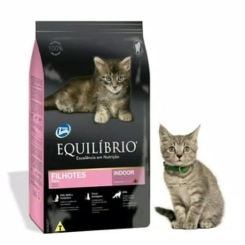 Foto Produk Equilibrio kitten 1,5kg 1.5kg fresh pack dari Grosiran Petshop Bekasi
