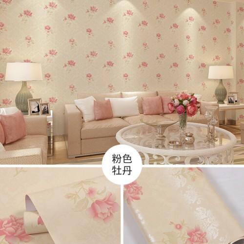 Foto Produk Wallpaper Dinding Shabby Dasar Krem dari adam_shop1