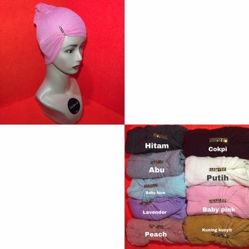 Foto Produk Ciput rajut payet / inner hijab dari Chillex id