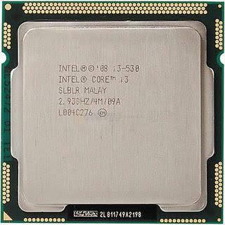Foto Produk PROCESSOR INTEL CORE I3 530 + FAN ORI SOCKET 1156 dari iconcomp