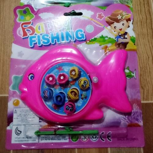Foto Produk Mainan - Pancingan Ikan Happy Fhising dari S&E Toys
