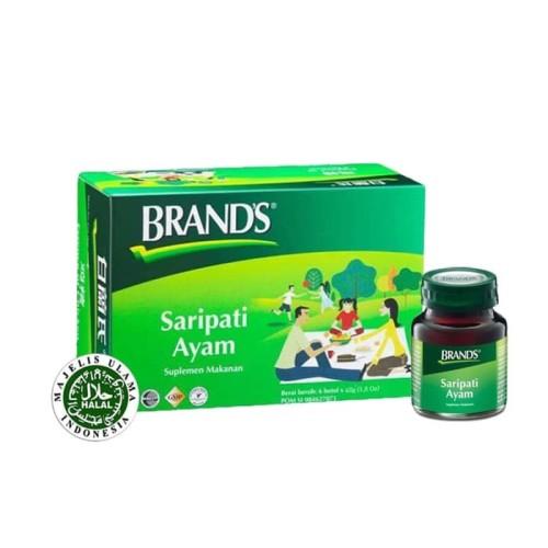 Foto Produk Brands sari pati ayam original isi 6 botol @ 42g dari Darwin121983
