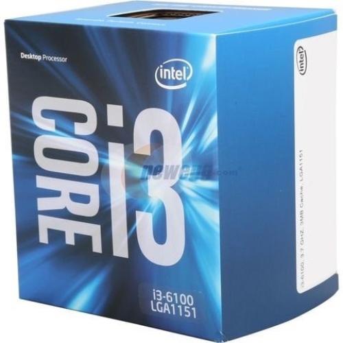 Foto Produk Intel Core i3-7100 TRAY LGA1151 dari Graha Computer Lampung