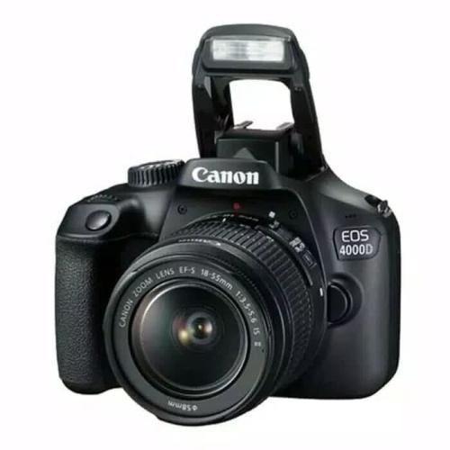 Foto Produk Canon EOS 4000D Kit 18-55MM III / CANON 4000D dari Lysta Store
