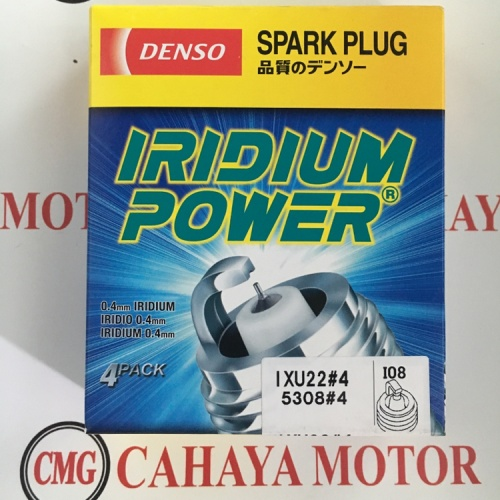 Foto Produk Busi Iridium Avanza Xenia VVTI Rush Terios IXU22 Denso Original dari Cahaya Motor Garage 1