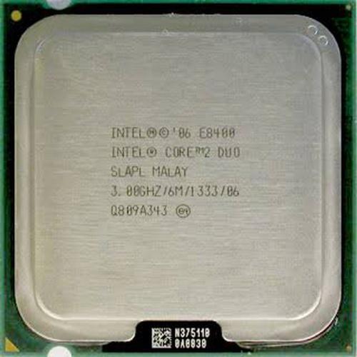 Foto Produk PROCESSOR INTEL CORE 2 DUO 3.0 GHZ E8400 SOCKET 775 dari iconcomp