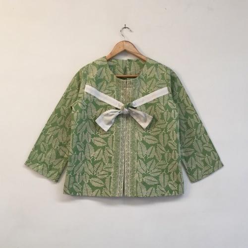Foto Produk Atasan blazer basic batik dari rheazalea