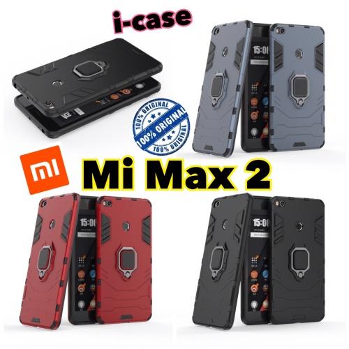 Foto Produk Xiaomi Mi Max 2 Case i-ring - casing cover mi max2 dari i-case