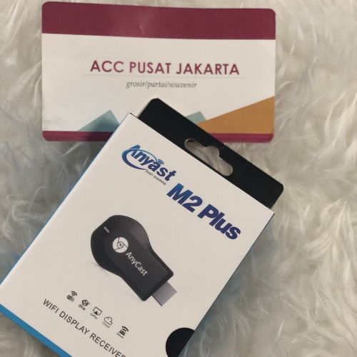 Foto Produk AnyCast M2 Plus DLNA Miracast HDMI Streaming Media Player-Easy Sharing dari acc pusat jakarta