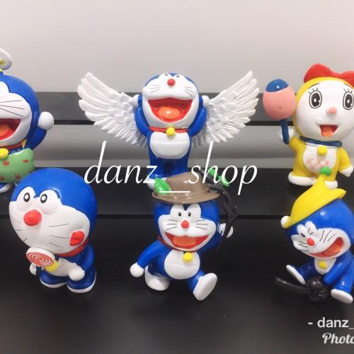 Foto Produk Figure Doraemon Dorami Set isi 6 Pc dari danz_shop