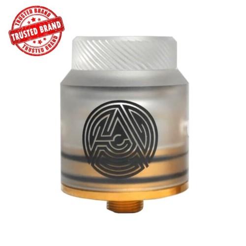 Foto Produk atomizer tank RDA artha frozen clear cap 24mm best clone quality dari rafa watch
