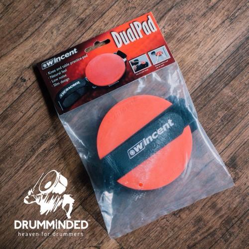 """Foto Produk Wincent Dual Pad 4"""" (Practice Pad) dari drumminded"""