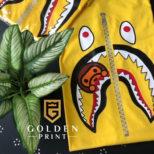 Foto Produk Bape Shark tshirt / kaos bapeshark ukuran anak / branded tshirt - 0 dari GoldenPrint