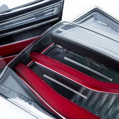 Foto Produk Oem BMW M performance tail lights black line dari EZtuning
