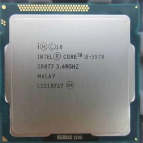 Foto Produk PROCESSOR INTEL CORE I5 3570 SOCKET 1155 dari KXCOMP