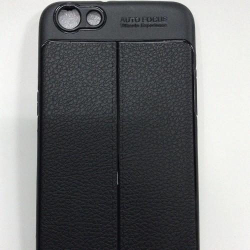 Foto Produk Case oppo f3 autofocus leather auto focus silikon cover pixel dari original moon