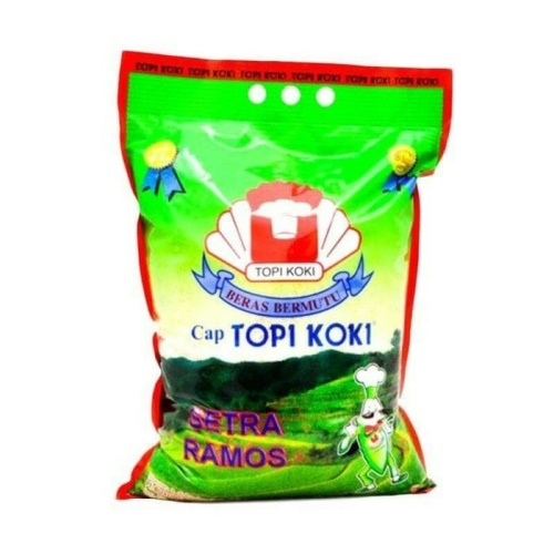 Foto Produk topi koki beras premium 5 kilo kg dari ToserbaNiper
