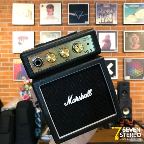 Foto Produk Ampli gitar Marshall mini MS2 Original dari SEVEN STEREO