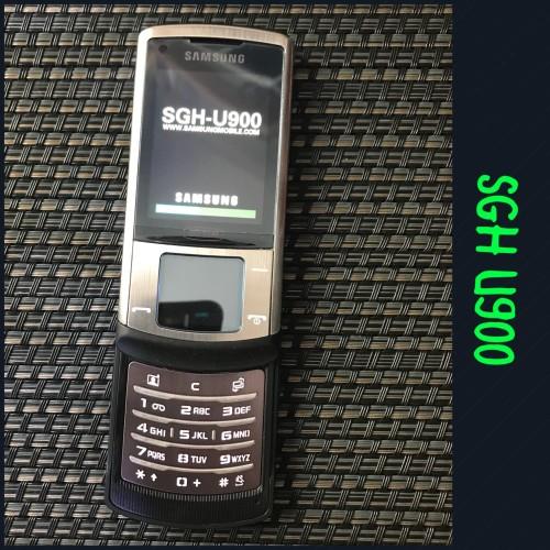 Foto Produk Samsung u900 soul brand new old stock dari Oldgadgetz