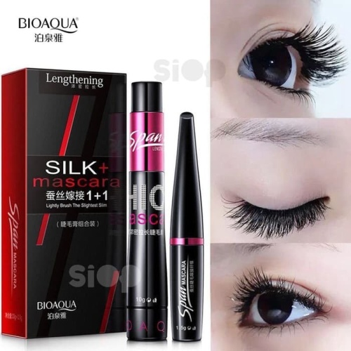Foto Produk Mascara bioaqua silk waterproof lightening original dari dewi_gadget