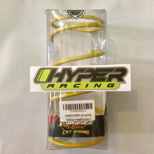 Foto Produk Per CVT Kawahara 1500 Rpm - Beat Scoopy Spacy Karburator & Injeksi Fi dari HYPER RACING