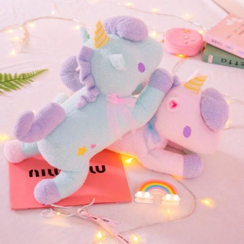 Foto Produk [CICAQGO] Boneka Kuda Pony Unicorn (55cm) dari CICAQGO