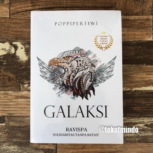 Foto Produk Novel GALAKSI (Poppi Pertiwi) dari toko tmindo