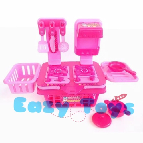 Foto Produk MAINAN KITCHEN SET / MY LOVELY KITCHEN SET dari EAZYTOYS