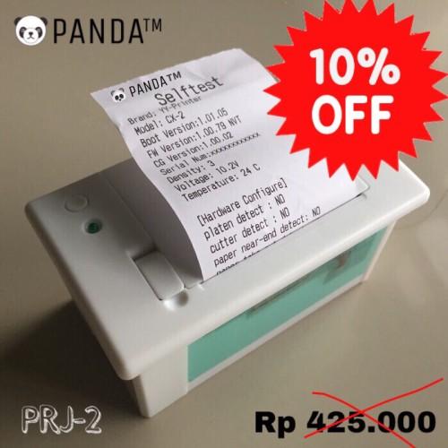 Foto Produk Mini Panel Mount Micro Thermal Receipt Printer PANDA PRJ-2 (TTL-5to9V) dari PANDA RETAIL SOLUTIONS